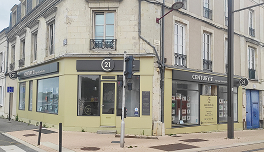 Agence immobilière CENTURY 21 Agence Gambetta, 72000 LE MANS